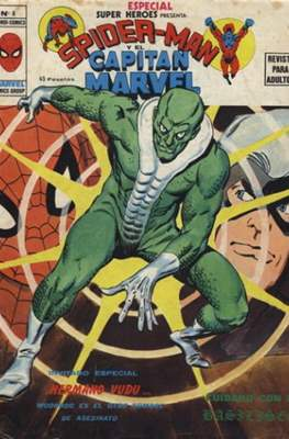 Especial Super Héroes (1979-1980) (Grapa) #8