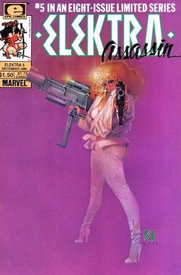 Elektra: Assassin (Comic Book) #5