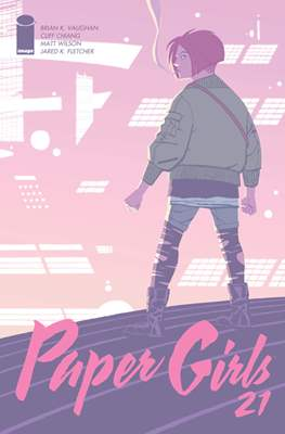 Paper Girls (Grapa 32 pp) #21