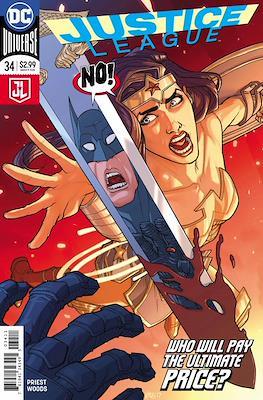 Justice League Vol. 3 (2016-2018) (Comic-book) #34