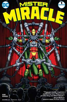 Mister Miracle (Vol. 4, 2017- 2018)
