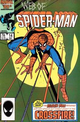 Web of Spider-Man Vol. 1 (1985-1995) (Comic-book) #14