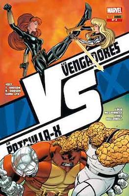 VVX: VS (2012-2013). Los Vengadores vs. La Patrulla-X (Grapa) #3