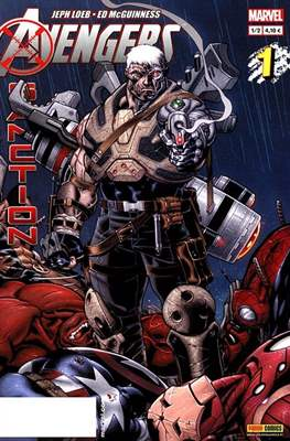 Avengers. X Sanction