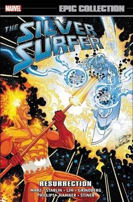 Silver Surfer Epic Collection (Softcover 480 pp) #9