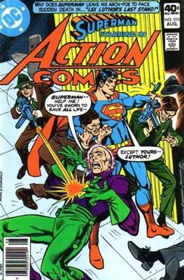 Action Comics Vol. 1 (1938-2011; 2016-) (Comic Book) #510