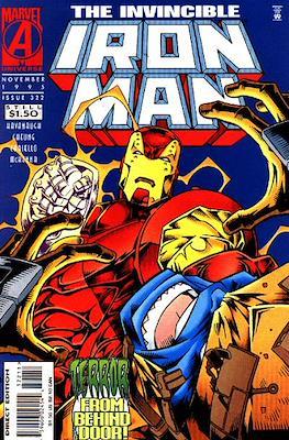 Iron Man Vol. 1 (1968-1996) (Comic book) #322