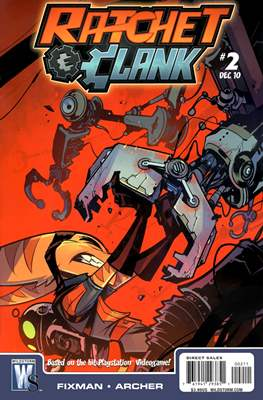 Ratchet & Clank (Grapa) #2
