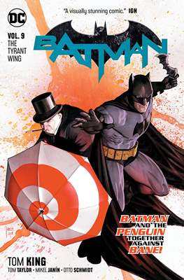 Batman Vol. 3 (2016-) (Softcover) #9