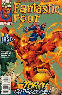Fantastic Four Vol. 3 (Comic Book) #8