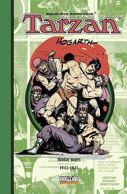 Tarzán Hogarth - Sunday pages #4
