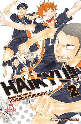 Haikyu!! (Paperback) #2