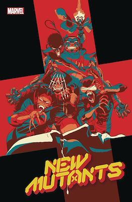 New Mutants Vol. 4 (2019- Variant Covers) (Comic Book) #9