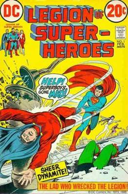 Legion of Super-Heroes Vol. 1 (1973)
