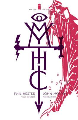Mythic (Comic-book) #8