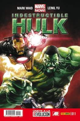 El Increíble Hulk Vol. 2 / Indestructible Hulk / El Alucinante Hulk / El Inmortal Hulk (2012-) (Comic Book) #11