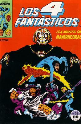Los 4 Fantásticos Vol. 1 (1983-1994) (Grapa 36-32-24 pp) #35