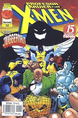 Profesor Xavier y los X-Men (Grapa. 17x26. 24 páginas. Color.) #12