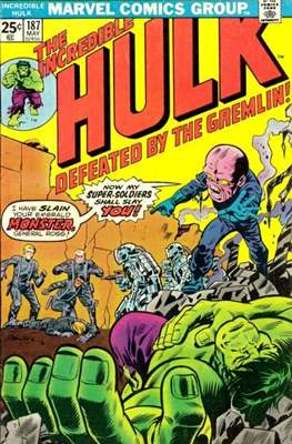 The Incredible Hulk Vol. 1 (1962-1999) (Comic Book) #187