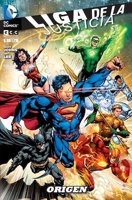 Liga de la Justicia. Nuevo Universo DC