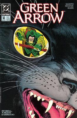 Green Arrow Vol. 2 (Comic-book.) #14