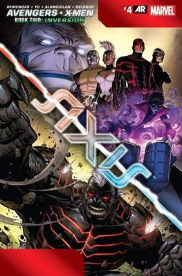 Avengers & X-Men: Axis (Comic-book) #4