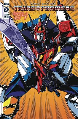 Transformers '84 - Secrets and Lies (Comic Book) #3