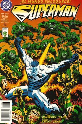 Supermán (1986-2001) (Grapa) #296