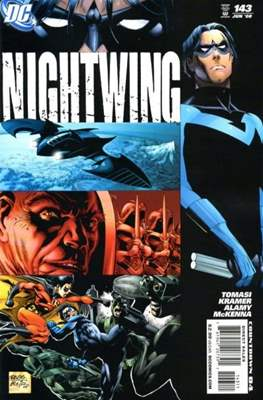 Nightwing Vol. 2 (1996) (Saddle-stitched) #143