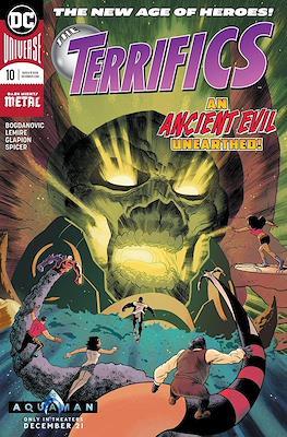 The Terrifics (2018) (Comic Book) #10
