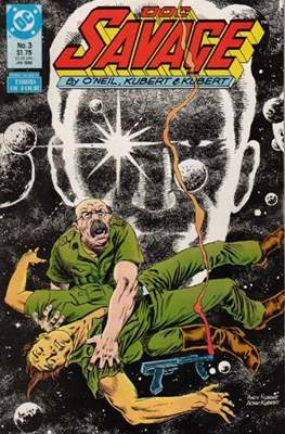 Doc Savage (Comic-book) #3