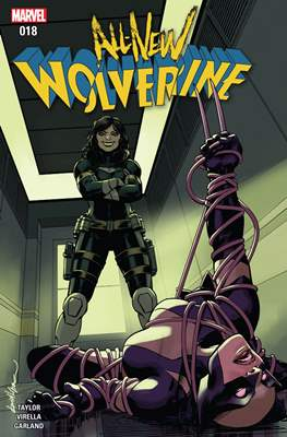 All-New Wolverine (2016-) #18