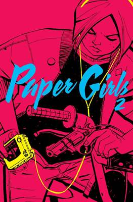 Paper Girls (Grapa 32 pp) #2