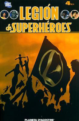 Legión de Superhéroes (Rústica, 168-128-96-96 pp) #4