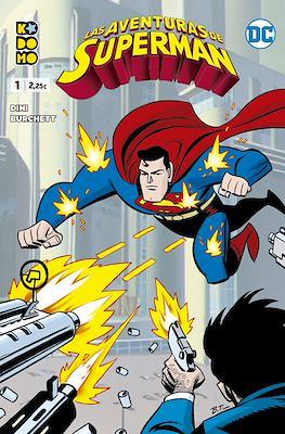 Las aventuras de Superman (Grapa) #1
