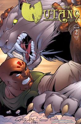 The Nine Rings of Wu-Tang (Comic Book) #2