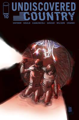 Undiscovered Country (Comic Book) #10
