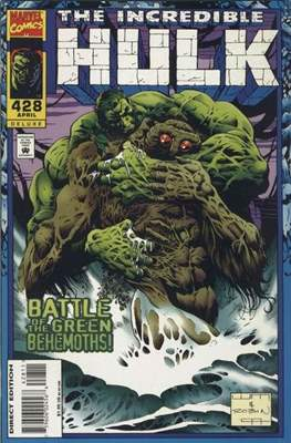 The Incredible Hulk Vol. 1 (1962-1999) (Comic Book) #428