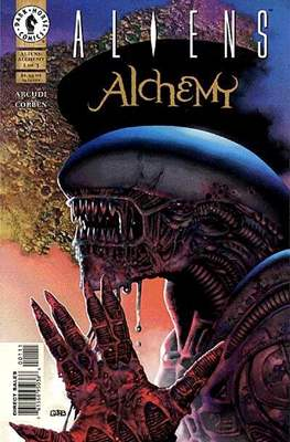 Aliens: Alchemy (Saddle-stitched. 1997) #1