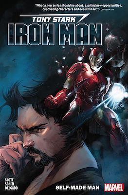 Tony Stark: Iron Man (Softcover) #1