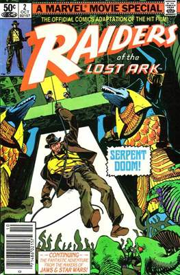 Riders of the Lost Ark (Grapa) #2