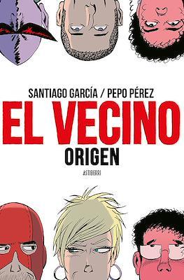 El vecino - Origen (Cartoné 248 pp) #