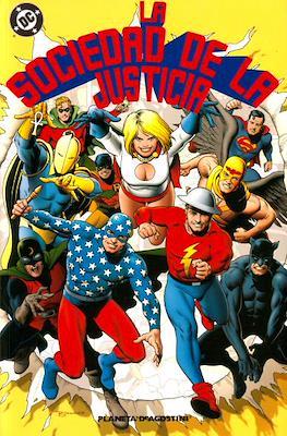 La Sociedad de la Justicia #1