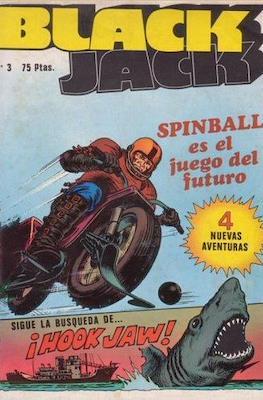 Black Jack / Spinball (Grapa 48 pp) #3