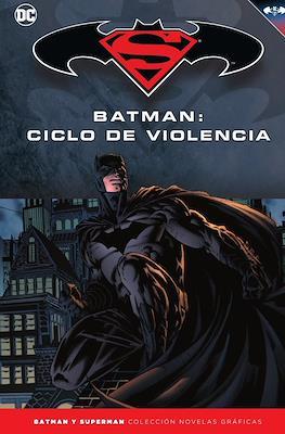 Batman y Superman. Colección Novelas Gráficas (Cartoné) #24