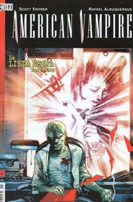 American Vampire (Grapa) #29