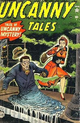 Uncanny Tales #2