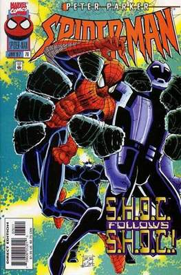 Spider-Man (Vol. 1 1990-2000) (Comic Book) #76