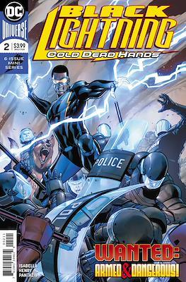 Black Lightning: Cold Dead Hands (Comic book) #2
