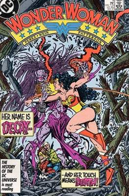 Wonder Woman Vol. 2 (1987-2006) (Comic Book) #4